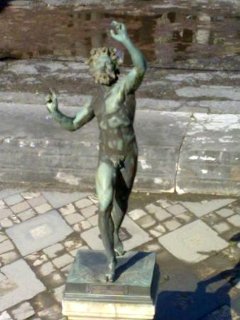 Pompeii Archaeological Tour