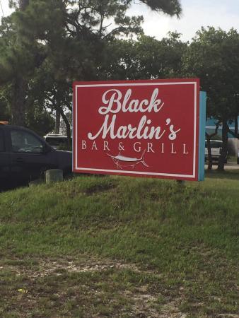 Black Marlin's Bar & Grill : Wonderful!!!