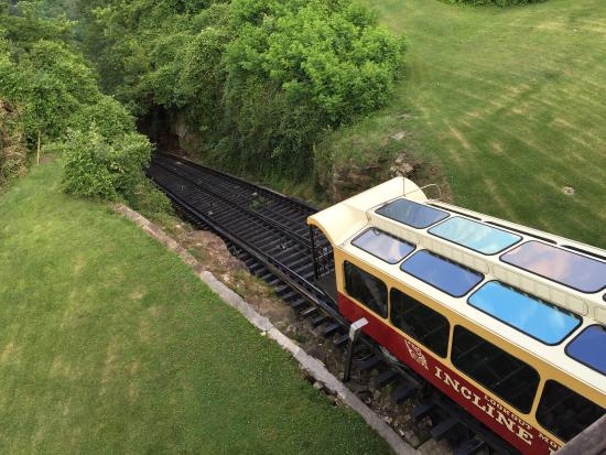The Lookout Mountain Incline Railway