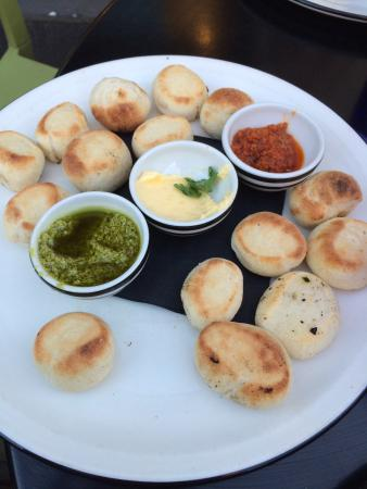 Amazing Dough Balls Picture Of Pizza Express St Andrews