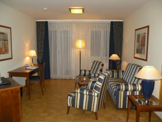 Hyperion Hotel Berlin: Salone.