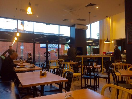 n2 cafe cafe interior large hot strong and good long black coffee - Large Cafe Interior