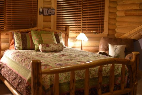 The Cub Inn Bed & Breakfast: Bedroom