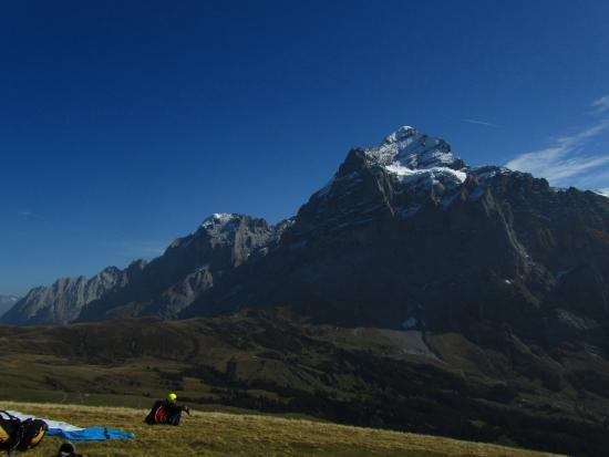 Paragliding Jungfrau : Inspirations