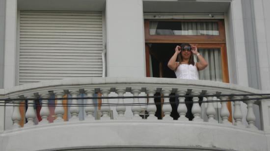 Le Vitral Baires Boutique Hotel: Sacada