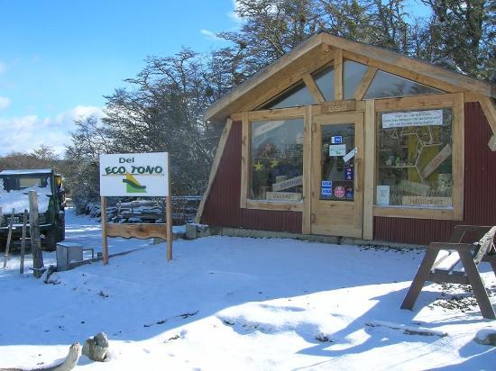Tolhuin, Argentina: Complejo del Ecotono ofrece en cada estación una nueva experiencia y un nuevo paisaje para disfr