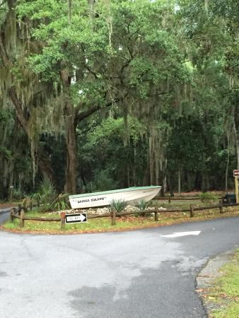 Fort McAllister State Historic Park Campground: photo2.jpg