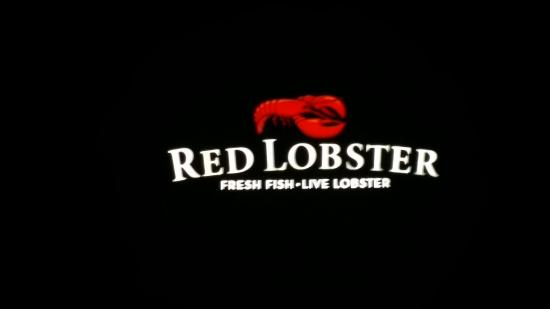 The Front Signage of the Red Lobster of the Red Lobster in Dover Delaware.