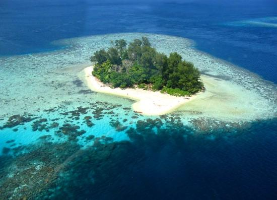 Solomon islands/Isole Salomone: Kennedy Island