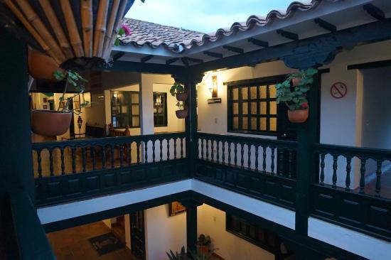 Hotel Antonio Narino : hotel interior