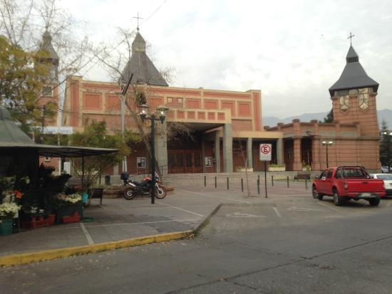 Parroquia Nuestra Señora de las Mercedes Los Castaños