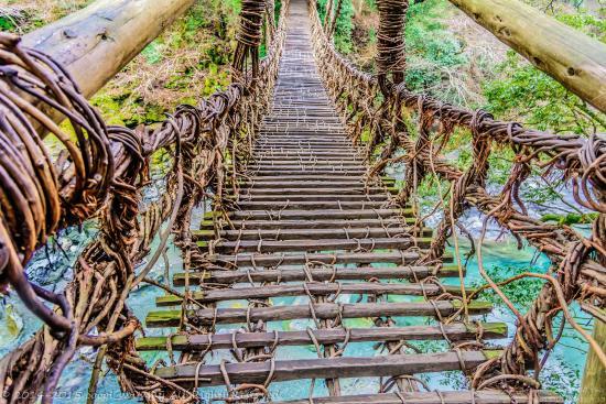 祖谷葛藤桥