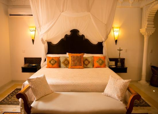 Grand Hotel Tepatitlan: suite Alhambra