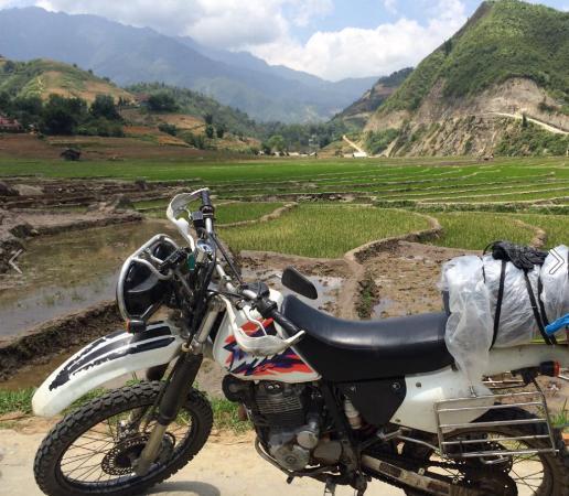 Active Travel Asia: My bike