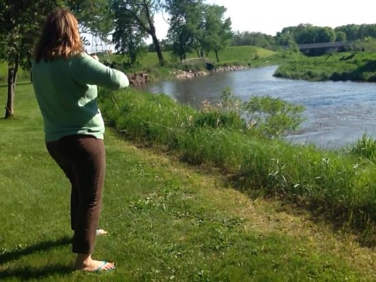 Montevideo, MN: Lagoon Park - Chippewa River - Kayaking - Disc Golf - Camping - Hiking - Close to City Hall -