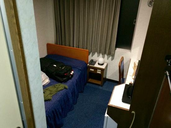 Tokyo Business Hotel : small single room