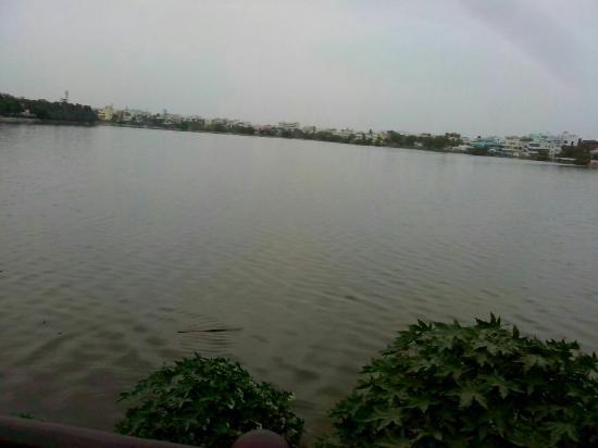 Saroornagar Lake