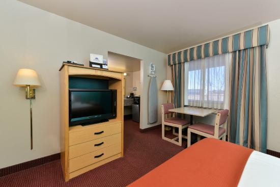 Americas Best Value Inn Show Low: 1 Queen Bed