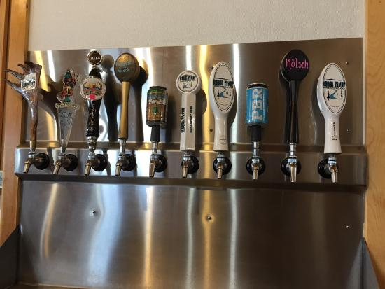 Kenai River Brewing Company: Which to try next?