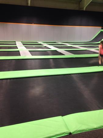 AirFX Indoor Trampoline Park