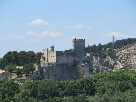 Beaucaire, Γαλλία: Le Chateau