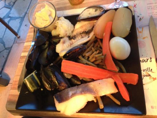Brasserie Le France: Aïoli