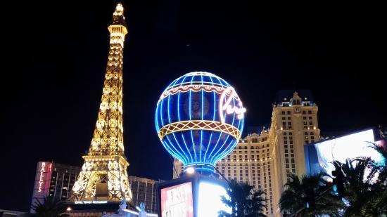 paris picture of eiffel tower experience at paris las vegas las