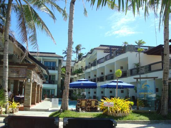 отель Boracay Ocean Club Beach Resort