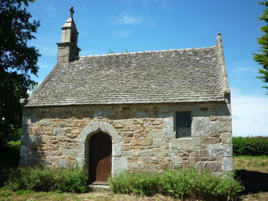 Baie de Lannion : chapelle St Nicodème
