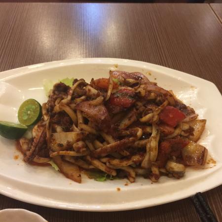 Tuas Village Asian Cuisine