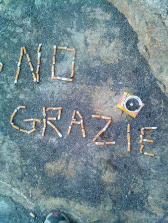 Ameglia, Italien: decoro