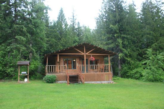 Cozy Cabins Nature Resort: Lynx cabin