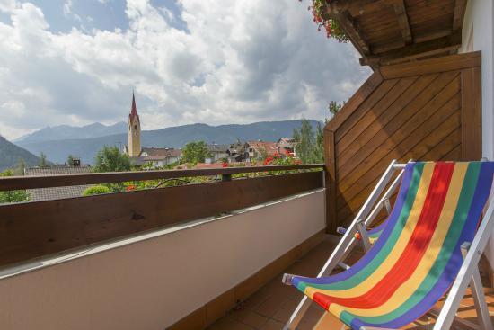 Hotel Tirolerhof: Aussicht