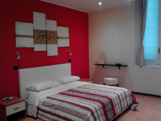 Nika Bed & Breakfast : Camera da letto