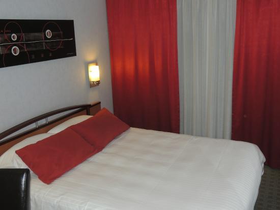Inter Hotel de La Chaussairie : Chambre Confort