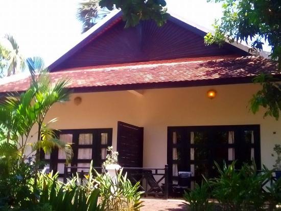 La Maison d'Angkor: villa fee