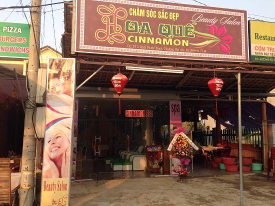 Cinnamon Beauty Salon & Spa