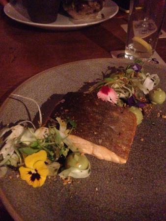 The Honingham Buck: Great food!