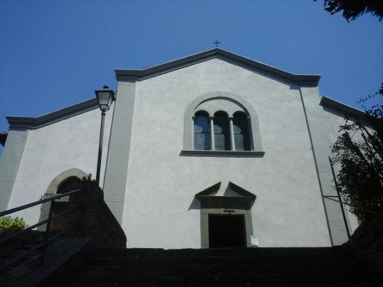 Chiesa Di Santo Stefano A Montefioralle
