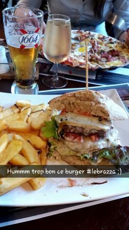 Pontorson, França: Le Brazza