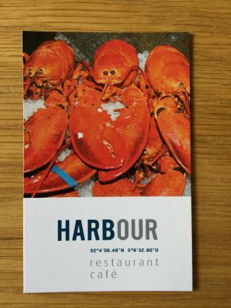 Harbour Restaurant: Harbour2