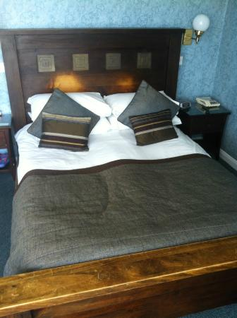 The Granville Hotel: Bed - Marina Room