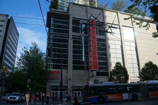 Scotiabank Theatre Vancouver