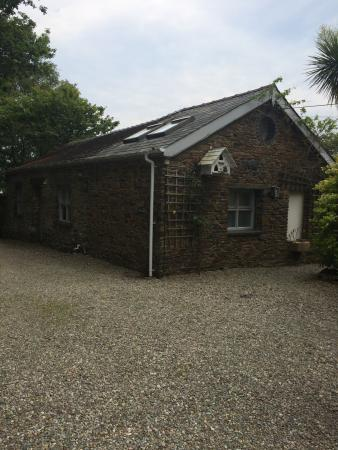 Panteidal Farmhouse & Gatehouse: Lovely stay in a delightful property!!