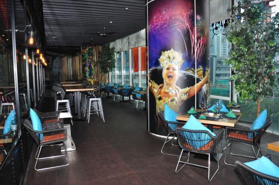 Photo of Steakhouse Samba Brazilian Steakhouse Avenue K at Avenue K 156 Jalan Ampang, Kuala Lumpur 50450, Malaysia