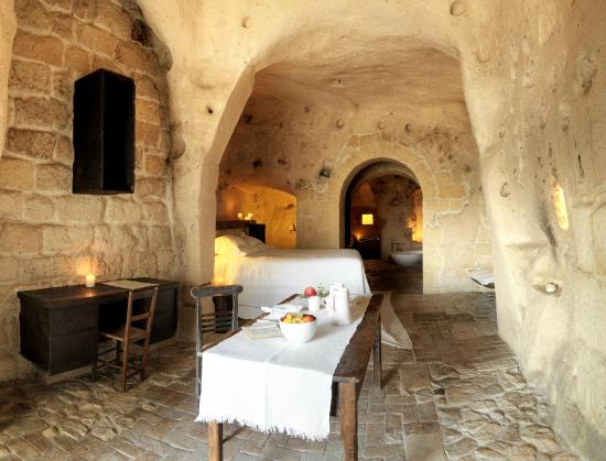 Sextantio Le Grotte della Civita: Suite 3