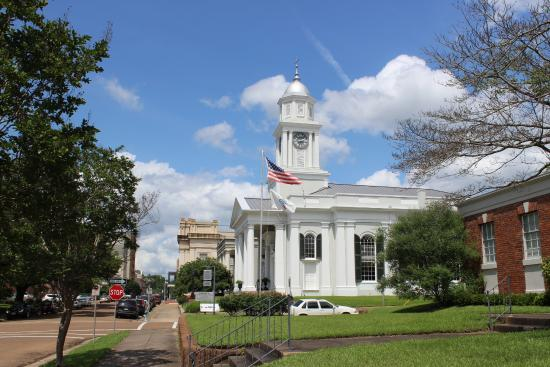 First Presbyterian Church, Natchez, May 2015