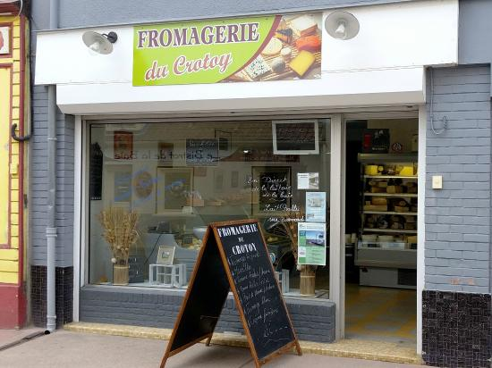 Fromagerie du Crotoy