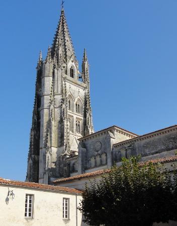 Basilique Saint-Eutrope de Saintes