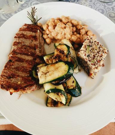 Gajeta Konoba: rump steak
